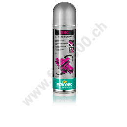 Motorex Spray ZINC COLOUR