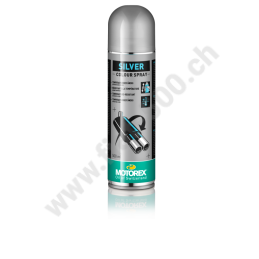Motorex Spray SILVER COLOUR