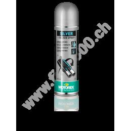 Motorex Spray SILVER COLOUR