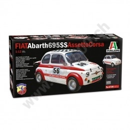Bausatz Fiat ABARTH 695...