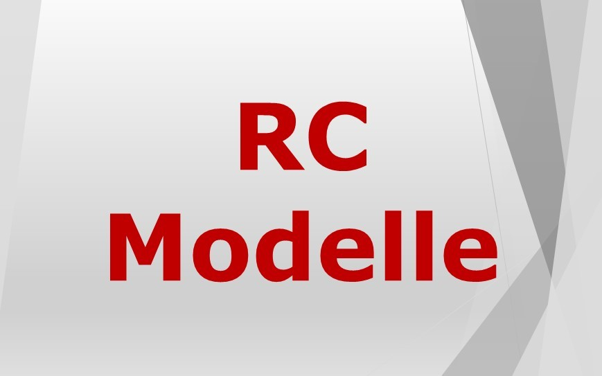 RC-Modelle / Baby Car